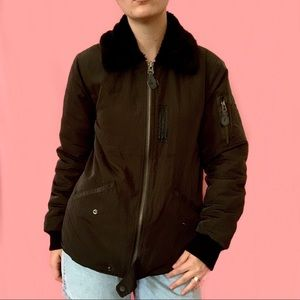 Native Youth Winter Coat